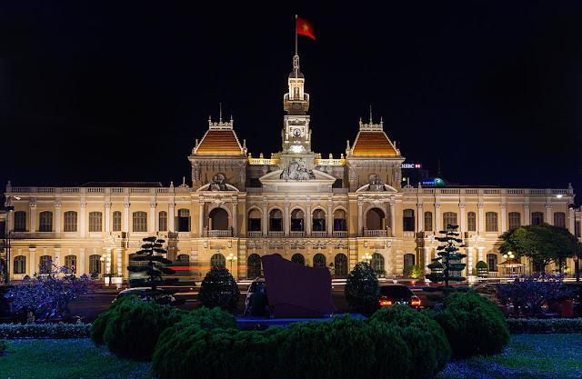 Chuyen phat nhanh thu tin den Quan 1 TP Ho Chi Minh