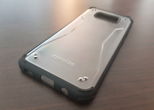 Capdase Fuze II Case for Galaxy S8/S8+ Review Philippines