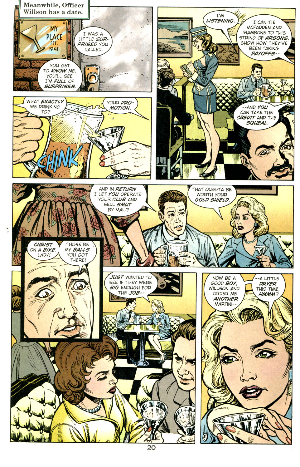 Read online American Century comic -  Issue #19 - 19