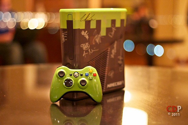 Une Xbox collector...