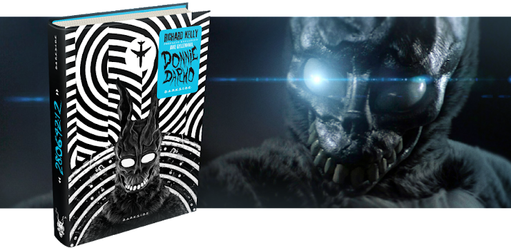 Livro com original de Donnie Darko é lançado pela DarkSide Books