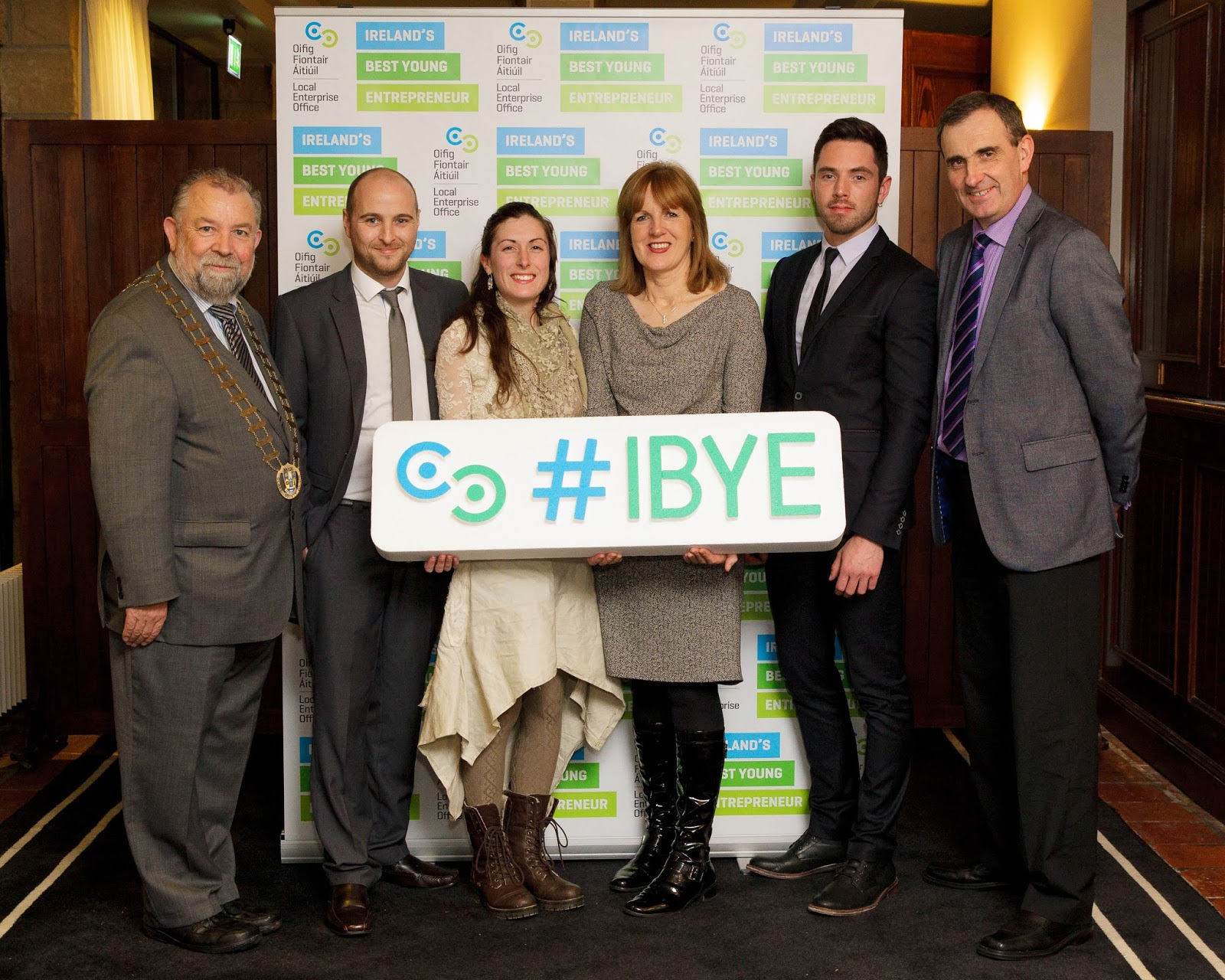 Clare businesses compete at 'Best Young Entrepreneur' Regional Final