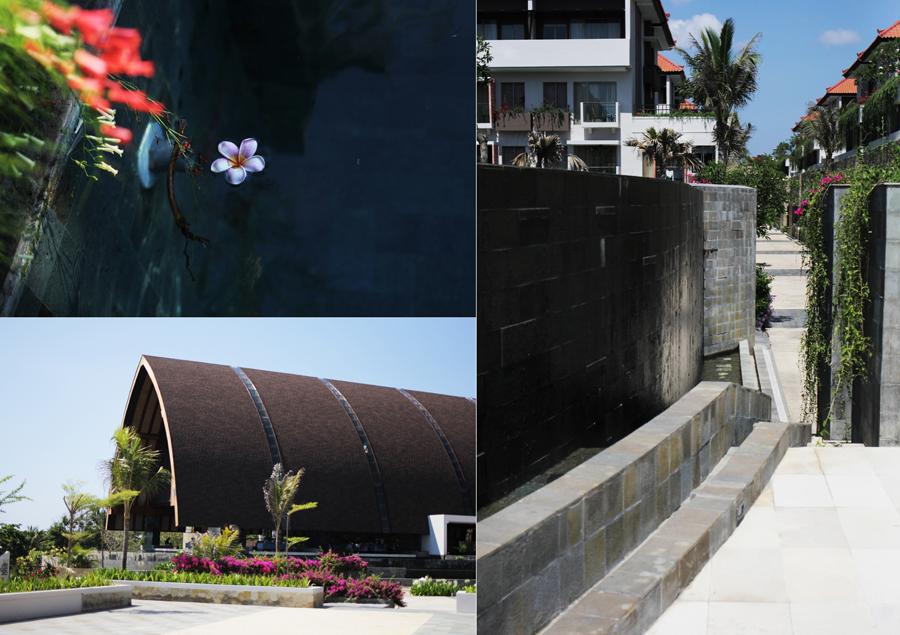 waterflower river village pool INAYA PUTRI BALI in nusa dua