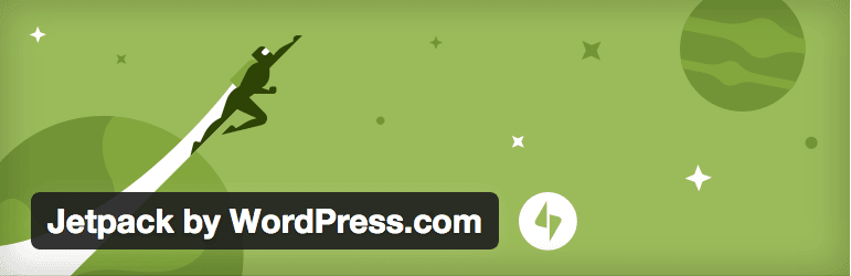 WordPress el plugin de Jetpack.