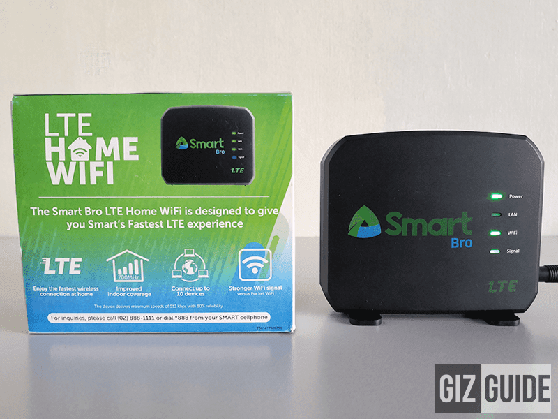 smart bro prepaid lte home wifi review stable 700mhz lte home wifi. Black Bedroom Furniture Sets. Home Design Ideas