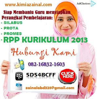 Pesan RPP Kurikulum 2013