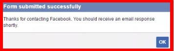 Facebook Account Recovery