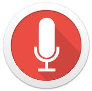 برنامج تسجيل الصوت أوديو ريكورد للاندرويد :