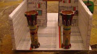 [WIP] Fabrication d'un second bâtiment égyptien du nouvel empire PIC_4730