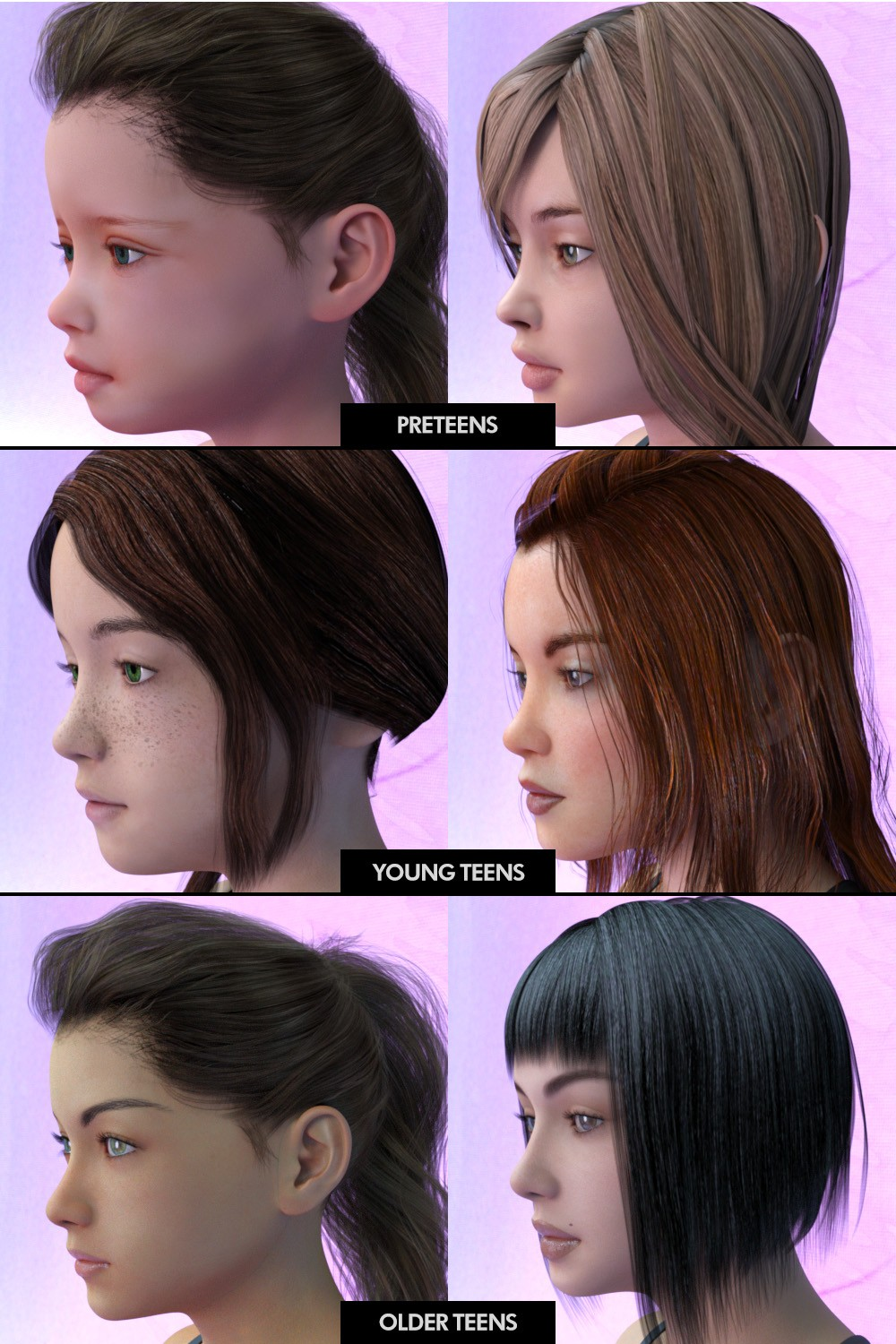 f83dc339cb Download DAZ Studio 3 for FREE!  Daz Studio 3d - Girls for Growing ...