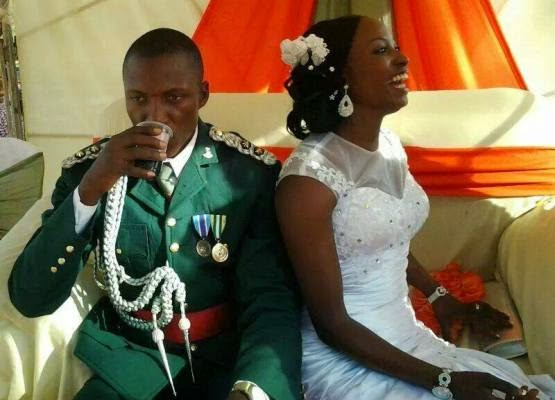 nigerian military marry foreigners