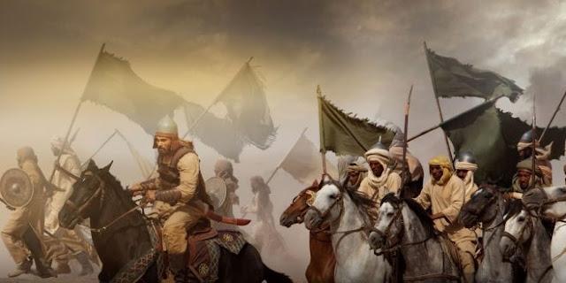 Ilustradi Pasukan Islam