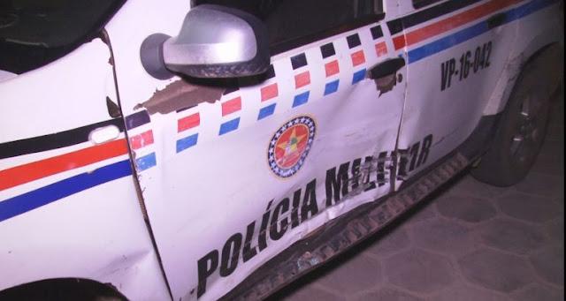 Suspeitos de assaltos são presos durante perseguição policial