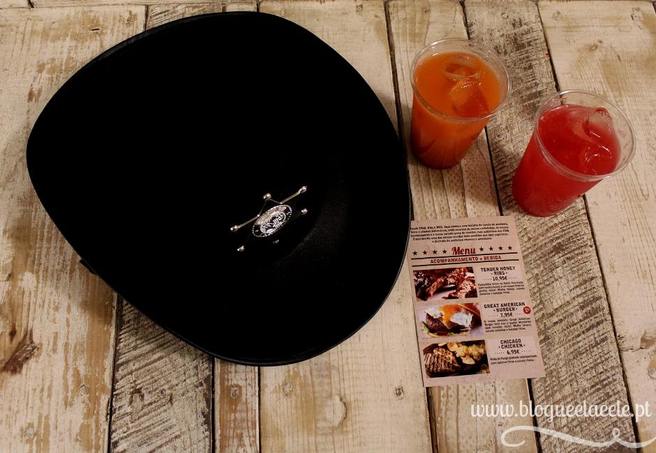 Ribs + steak house + o restaurante + americano em Portugal + comida americana + blogue português de casal + blogue ela e ele + ele e ela + pedro e telma + centro comercial vasco da gama + crítica gastronómica