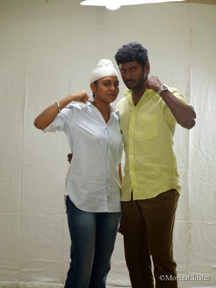Naan Sigappu Manithan Movie Photo Shoot | Vishal, Lakshmi ... Naan Sigappu Manithan Lakshmi Menon Hot Stills