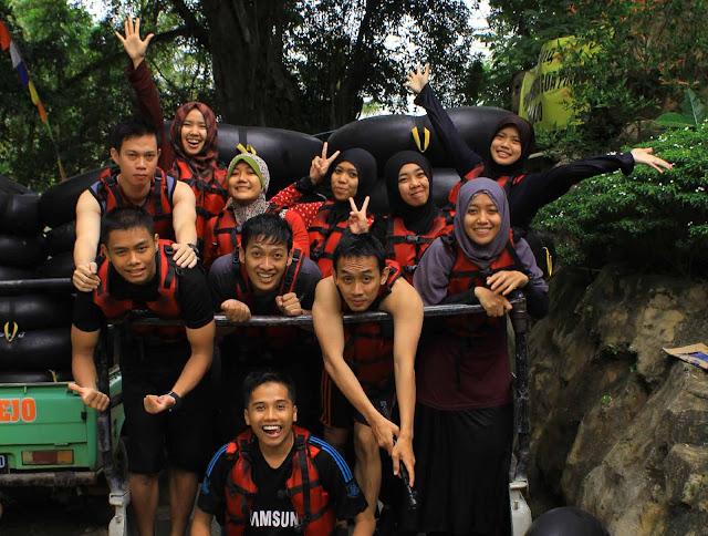 Rafting Kali Oyo