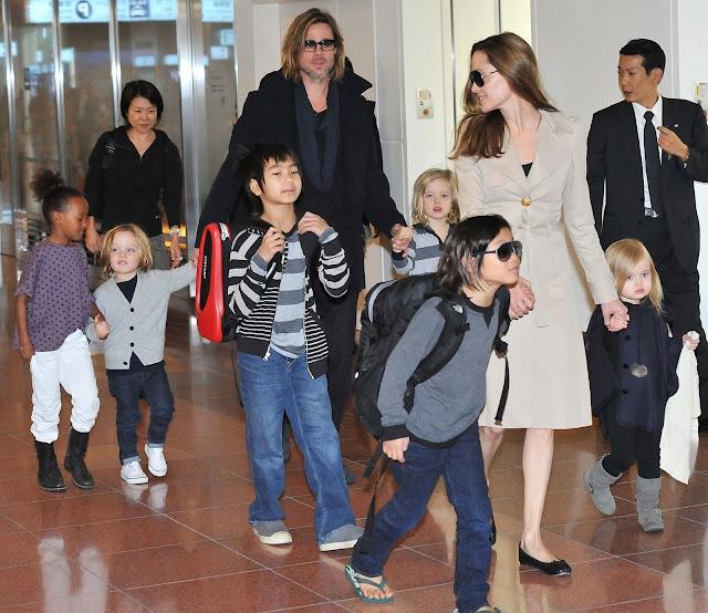 Quebrando seu silêncio: Jennifer Aniston fala sobre os filhos de Brad Pitt