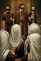 Resultado de imagem para Apóstolo Paulo e barnabé