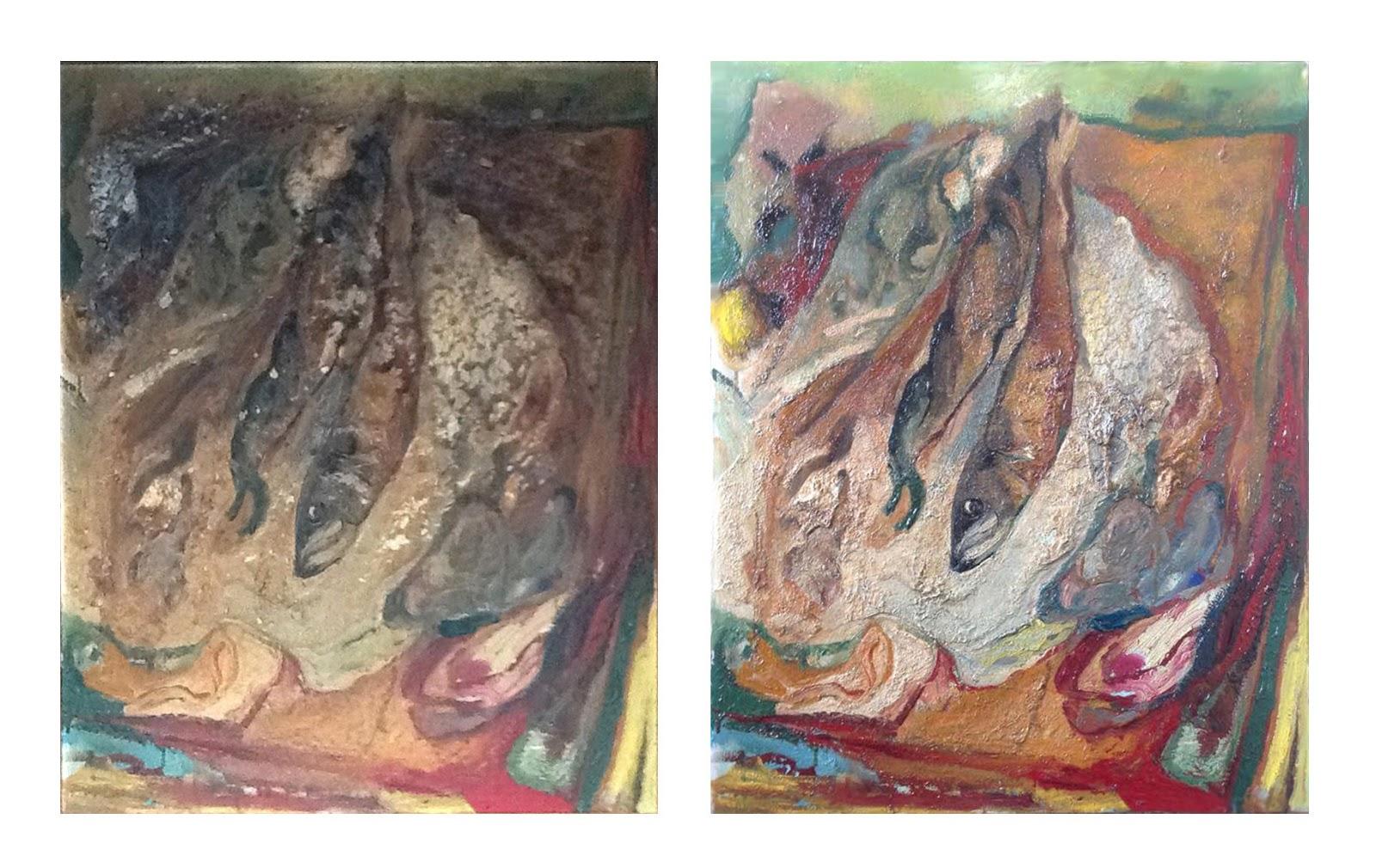 Art Conservation Restoration Sergey Konstantinov