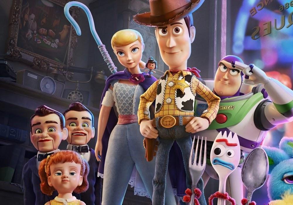 Pausa viu: Toy Story 4 ( 2019)