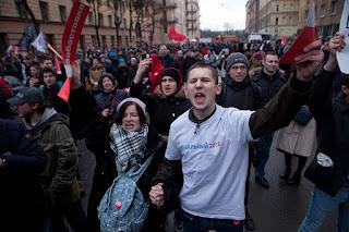 как прошла всероссийская акция полиции против штабов Навального