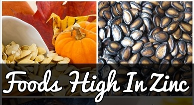 7 Foods with High Zinc contents, zinc rich foods benefits, Zinc Rich Foods You Should Include In Your Diet