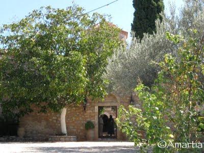 Nauplie Nafplio Monastère Agnountos Argolide Peloponnèse Grèce