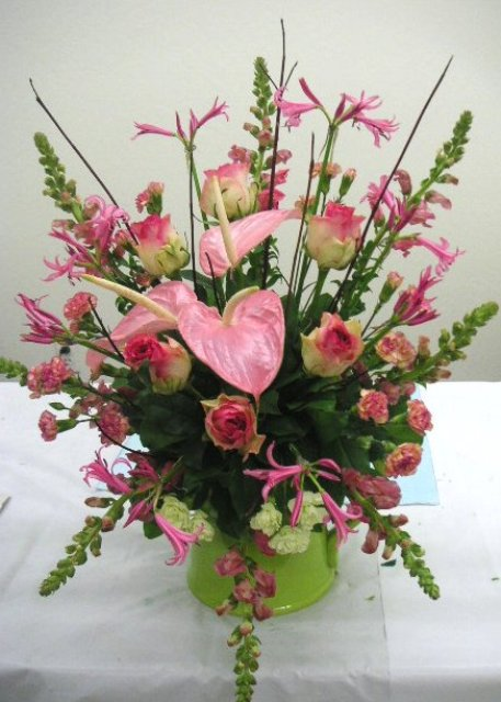 Different Types Of Flowers Bouquet