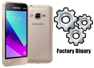 Samsung Galaxy J1 Mini Prime SM-J106F Combination Firmware