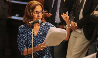 Martha Rocha  pode disputar governo do Rio de Janeiro