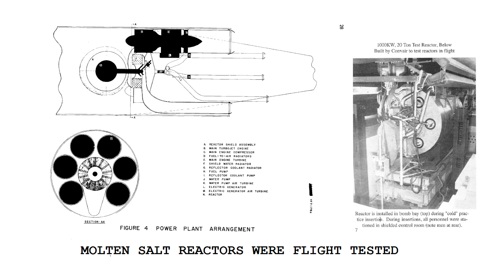 Area 51 Is The Home Of Americas Nuclear Aero Space Program Molten Salt Water Engine Diagram Posted By Holloway At 0111