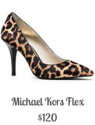 Sydney Fashion Hunter - Michael Kors Flex Leopard Pump