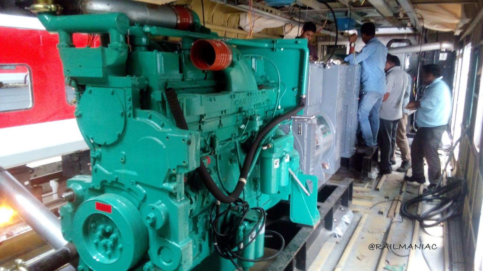 Central Air Compressor