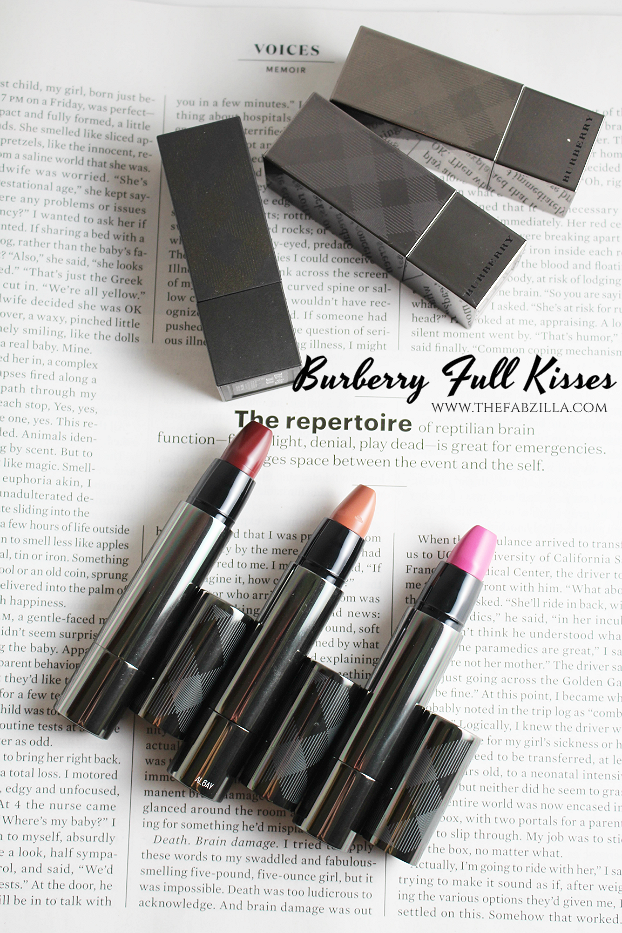 Burberry Full Kisses Lipstick Review Swatch, Mother's Day Gift Guide, Tom Ford Lip Color