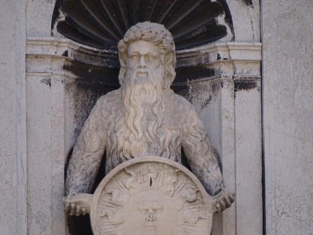 homo silvanus cronos venecia disco solar