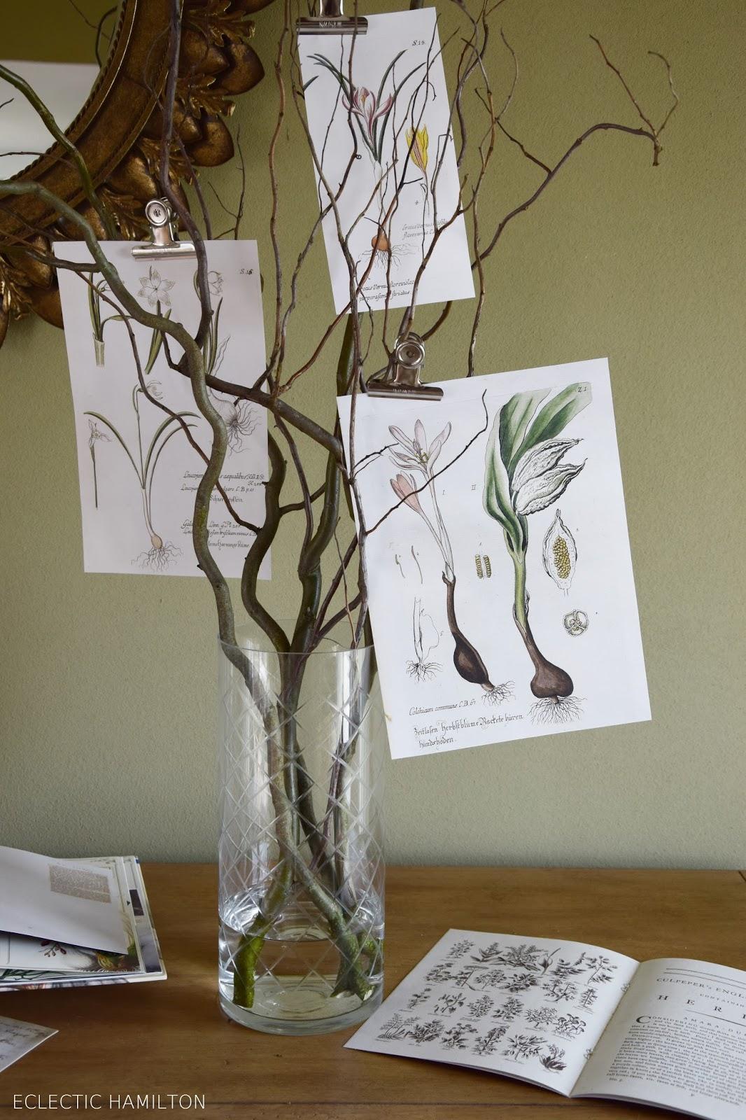 diy-wanddeko-kalenderblatt-brief-maul-klemme-selbstgemacht-deko-dekoration-wand