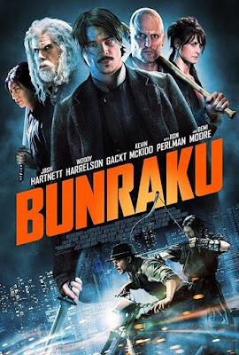 Sinopsis film Bunraku (2010)