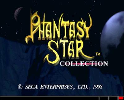 【SS】夢幻之星1-4代合集(Sega Ages: Phantasy Star Collection)!