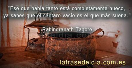 Frases Célebres De Rabindranath Tagore Frases Célebres De