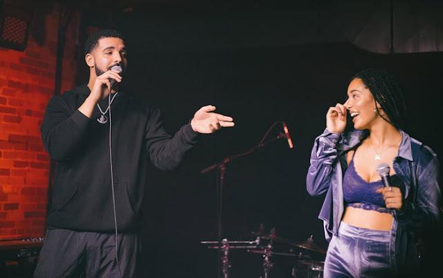 Drake Feat. Jorja Smith