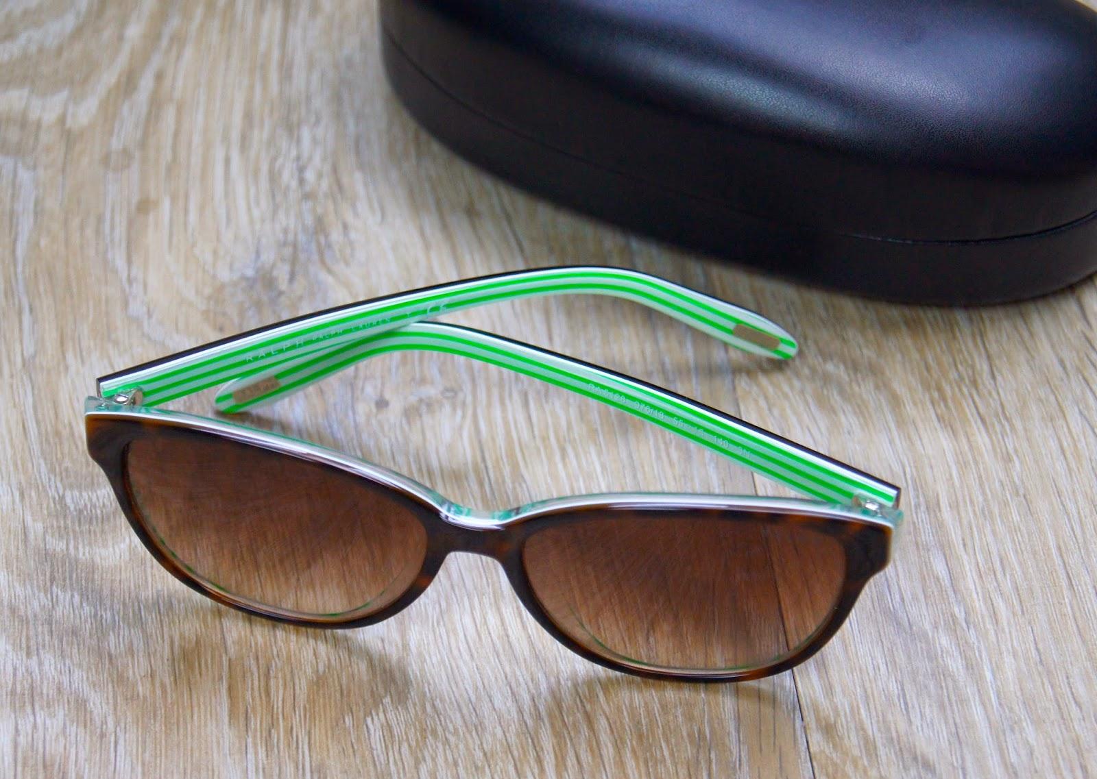 ralph lauren ra5128 tortoiseshell green sunglasses