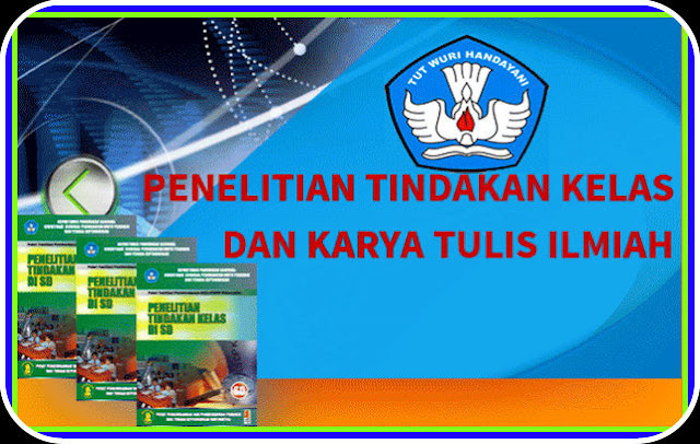 Download Aplikasi Contoh PTK SD Revisi Terbaru