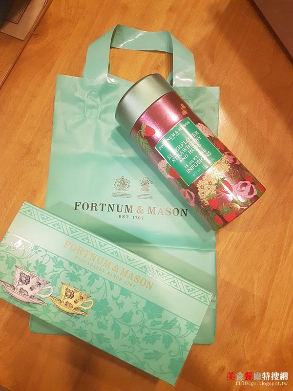 [英國] 倫敦/皮卡迪利圓環【Fortnum & Mason】高級雜貨店採購 迷你明星茶葉組 品茗試喝