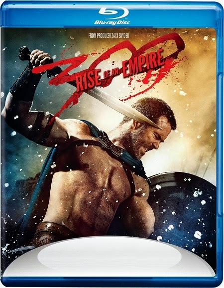 300 Rise of an Empire 2014 720p BluRay 900MB AC3 5.1