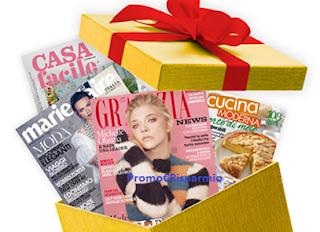Logo Con Dixan un premio sicuro: abbonamento semestrale alla tua rivista preferita