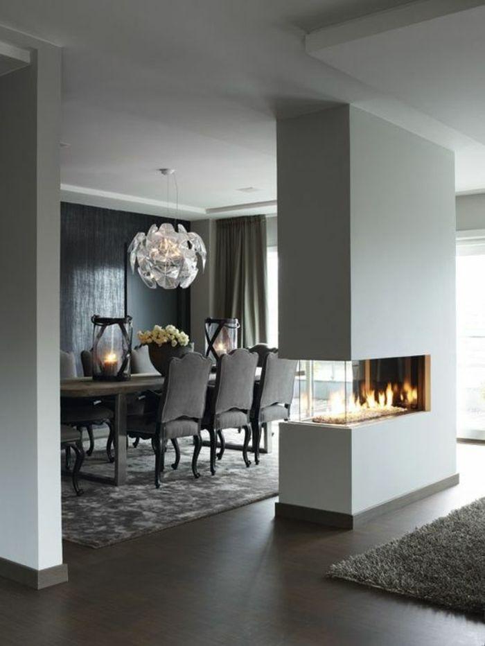 Ideas para separar la sala del comedor colores en casa for Divisiones para sala y cocina