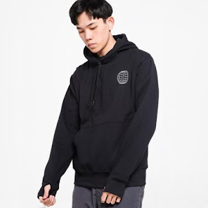 Wellborn X Blibli Era Hoodie Sweater - Black