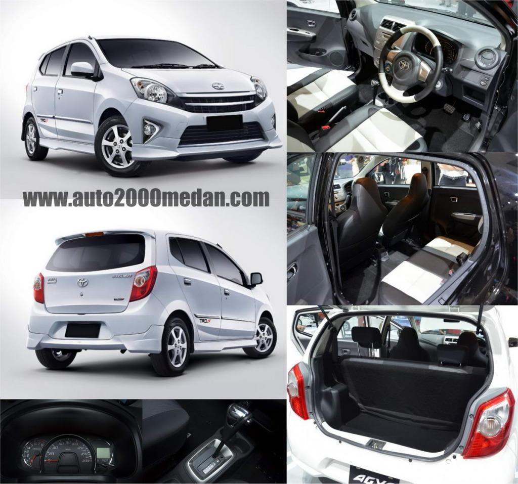 Harga New Agya Trd Otr All Kijang Innova Murah Dari Toyota Fast News