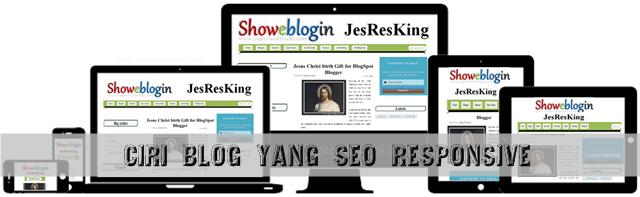 9 Ciri Blog Yang SEO Responsive