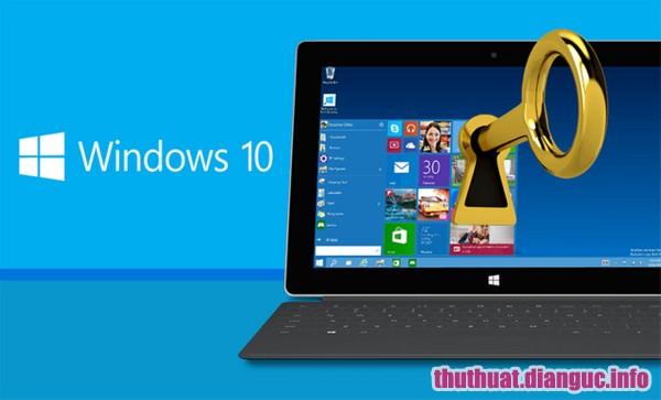 Share Key Win 10 bản quyền miễn phí – Free Windows 10 Product Key 2019